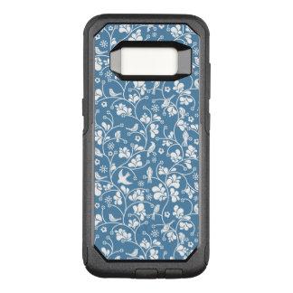 Coque Samsung Galaxy S8 Par OtterBox Commuter motif avec les oiseaux et l'ornement de plantes