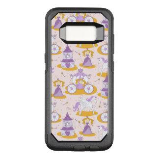 Coque Samsung Galaxy S8 Par OtterBox Commuter motif avec une princesse