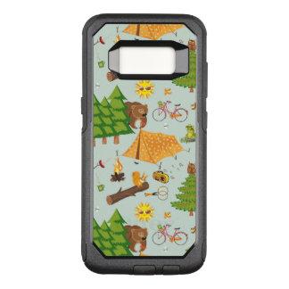 Coque Samsung Galaxy S8 Par OtterBox Commuter Motif campant