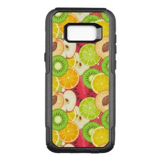 Coque Samsung Galaxy S8+ Par OtterBox Commuter Motif coloré de fruit d'amusement