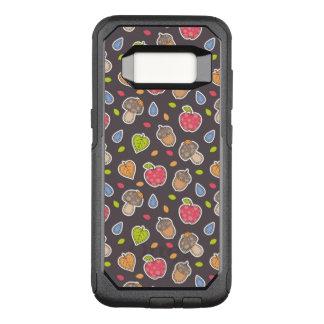 Coque Samsung Galaxy S8 Par OtterBox Commuter motif d'automne