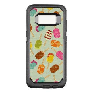 Coque Samsung Galaxy S8 Par OtterBox Commuter Motif de crème glacée