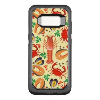 Coque Samsung Galaxy S8 Par OtterBox Commuter Motif de fruits de mer