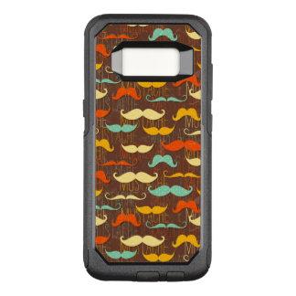 Coque Samsung Galaxy S8 Par OtterBox Commuter Motif de moustache
