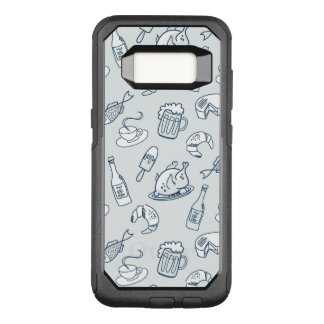 Coque Samsung Galaxy S8 Par OtterBox Commuter Motif de nourriture