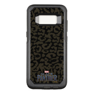 Coque Samsung Galaxy S8 Par OtterBox Commuter Motif de panthère de la panthère noire | Erik
