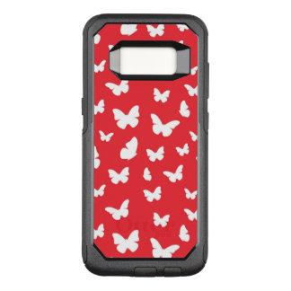 Coque Samsung Galaxy S8 Par OtterBox Commuter Motif de papillon 2