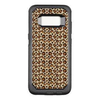 Coque Samsung Galaxy S8 Par OtterBox Commuter Motif de peau de guépard