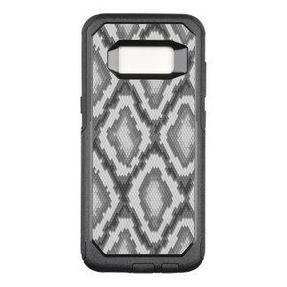 Coque Samsung Galaxy S8 Par OtterBox Commuter Motif de peau de serpent de python