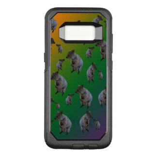 Coque Samsung Galaxy S8 Par OtterBox Commuter Motif de rencontres de Quokka d'Australien,