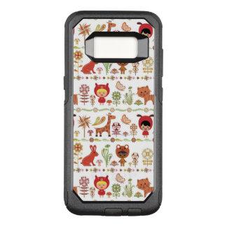 Coque Samsung Galaxy S8 Par OtterBox Commuter Motif d'enfant et d'animaux