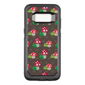 Coque Samsung Galaxy S8 Par OtterBox Commuter motif d'enfants de champignon
