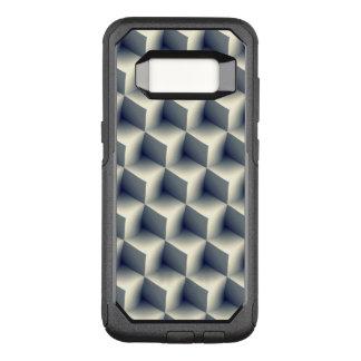 Coque Samsung Galaxy S8 Par OtterBox Commuter motif des cubes 3D