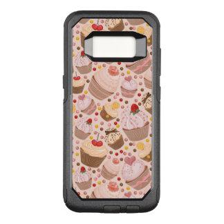 Coque Samsung Galaxy S8 Par OtterBox Commuter Motif des petits gâteaux de célébration