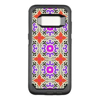 Coque Samsung Galaxy S8 Par OtterBox Commuter Motif ethnique avec des motifs marocains