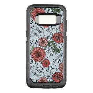 Coque Samsung Galaxy S8 Par OtterBox Commuter Motif floral 3