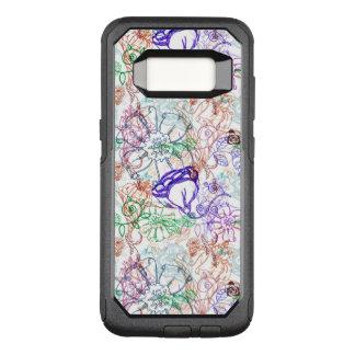 Coque Samsung Galaxy S8 Par OtterBox Commuter Motif floral 5