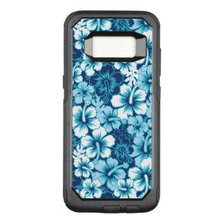 Coque Samsung Galaxy S8 Par OtterBox Commuter Motif floral de ketmie de surf