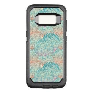 Coque Samsung Galaxy S8 Par OtterBox Commuter Motif floral multicolore de griffonnage