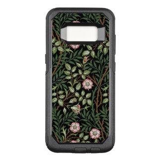 Coque Samsung Galaxy S8 Par OtterBox Commuter Motif floral vintage de Briar doux de William