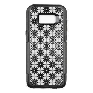 Coque Samsung Galaxy S8+ Par OtterBox Commuter Motif géométrique de rétro Vibe chic