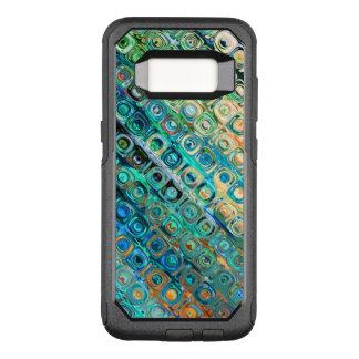 Coque Samsung Galaxy S8 Par OtterBox Commuter Motif géométrique moderne