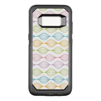 Coque Samsung Galaxy S8 Par OtterBox Commuter Motif horizontal coloré d'ogee