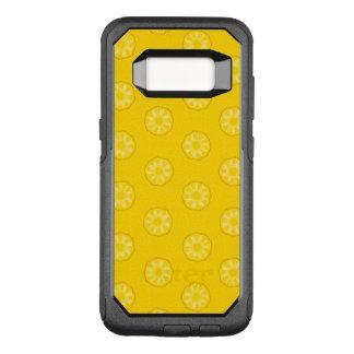 Coque Samsung Galaxy S8 Par OtterBox Commuter Motif jaune de tranches d'ananas