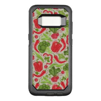 Coque Samsung Galaxy S8 Par OtterBox Commuter Motif lumineux des légumes frais