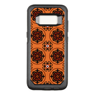 Coque Samsung Galaxy S8 Par OtterBox Commuter Motif orange de Suzani