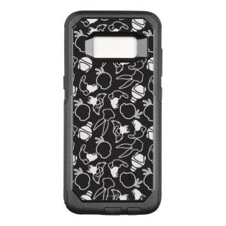 Coque Samsung Galaxy S8 Par OtterBox Commuter Motif principal LOONEY d'ensembles de TUNES™
