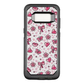 Coque Samsung Galaxy S8 Par OtterBox Commuter motif romantique