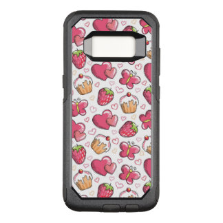 Coque Samsung Galaxy S8 Par OtterBox Commuter motif romantique de nourriture