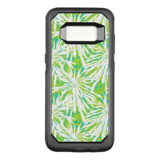 Coque Samsung Galaxy S8 Par OtterBox Commuter Motif tropical de palmettes