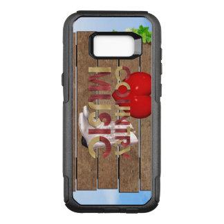 Coque Samsung Galaxy S8+ Par OtterBox Commuter Musique country d'amour de la PIÈCE EN T I