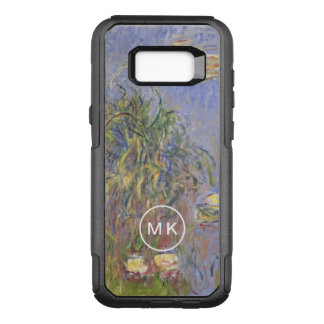 Coque Samsung Galaxy S8+ Par OtterBox Commuter Nénuphars, groupe d'herbe