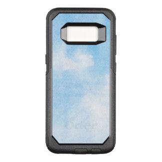 Coque Samsung Galaxy S8 Par OtterBox Commuter Nuages d'aquarelle et arrière - plan de ciel