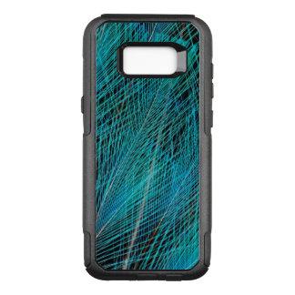 Coque Samsung Galaxy S8+ Par OtterBox Commuter Oiseau bleu des plumes de paradis