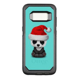 Coque Samsung Galaxy S8 Par OtterBox Commuter Ours panda de bébé utilisant un casquette de Père