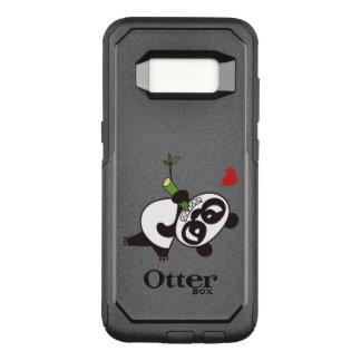 Coque Samsung Galaxy S8 Par OtterBox Commuter Panda fâché 39 de visage