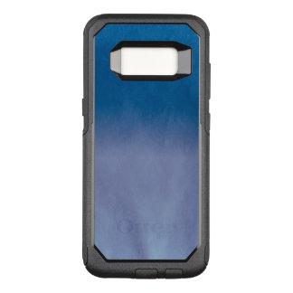 Coque Samsung Galaxy S8 Par OtterBox Commuter Papier 3 d'aquarelle de texture de fond