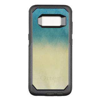 Coque Samsung Galaxy S8 Par OtterBox Commuter Papier d'aquarelle de texture de fond