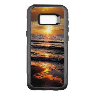Coque Samsung Galaxy S8+ Par OtterBox Commuter Paradis de coucher du soleil pittoresque