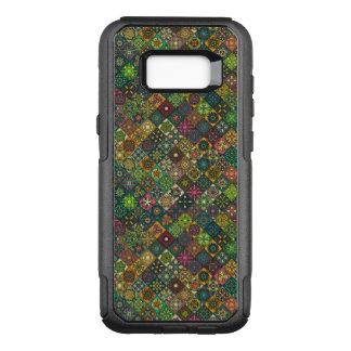 Coque Samsung Galaxy S8+ Par OtterBox Commuter Patchwork vintage avec les éléments floraux de