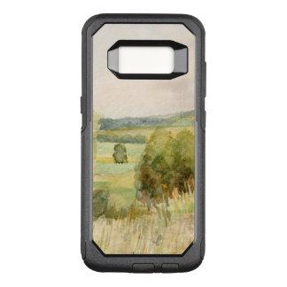 Coque Samsung Galaxy S8 Par OtterBox Commuter Paysage d'aquarelle