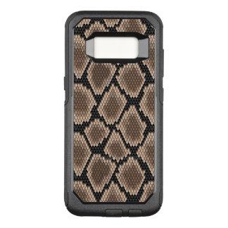 Coque Samsung Galaxy S8 Par OtterBox Commuter Peau de serpent
