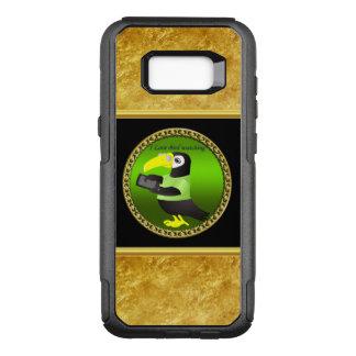 Coque Samsung Galaxy S8+ Par OtterBox Commuter Perroquets de toucan avec la conception