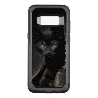 Coque Samsung Galaxy S8 Par OtterBox Commuter Petit Kitty noir