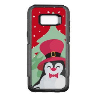 Coque Samsung Galaxy S8+ Par OtterBox Commuter Pingouin de fête avec Sleigh