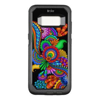 Coque Samsung Galaxy S8 Par OtterBox Commuter Prenez une caisse de la galaxie 8 d'OtterBox de